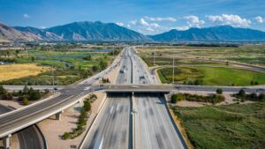 Exits are not essential for the interstate itself, but drivers need them for food, gas, and other reasons. Information that is not essential for the sentence may be needed by the reader.